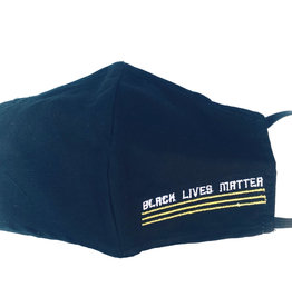Mr Ellie Pooh BLM Cotton Face Mask: Medium
