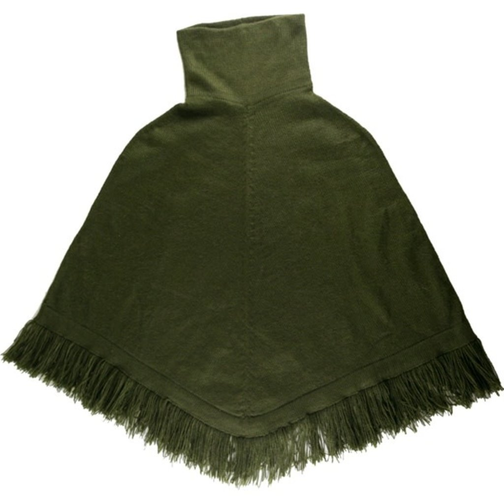 Andes Gifts Turtleneck Poncho
