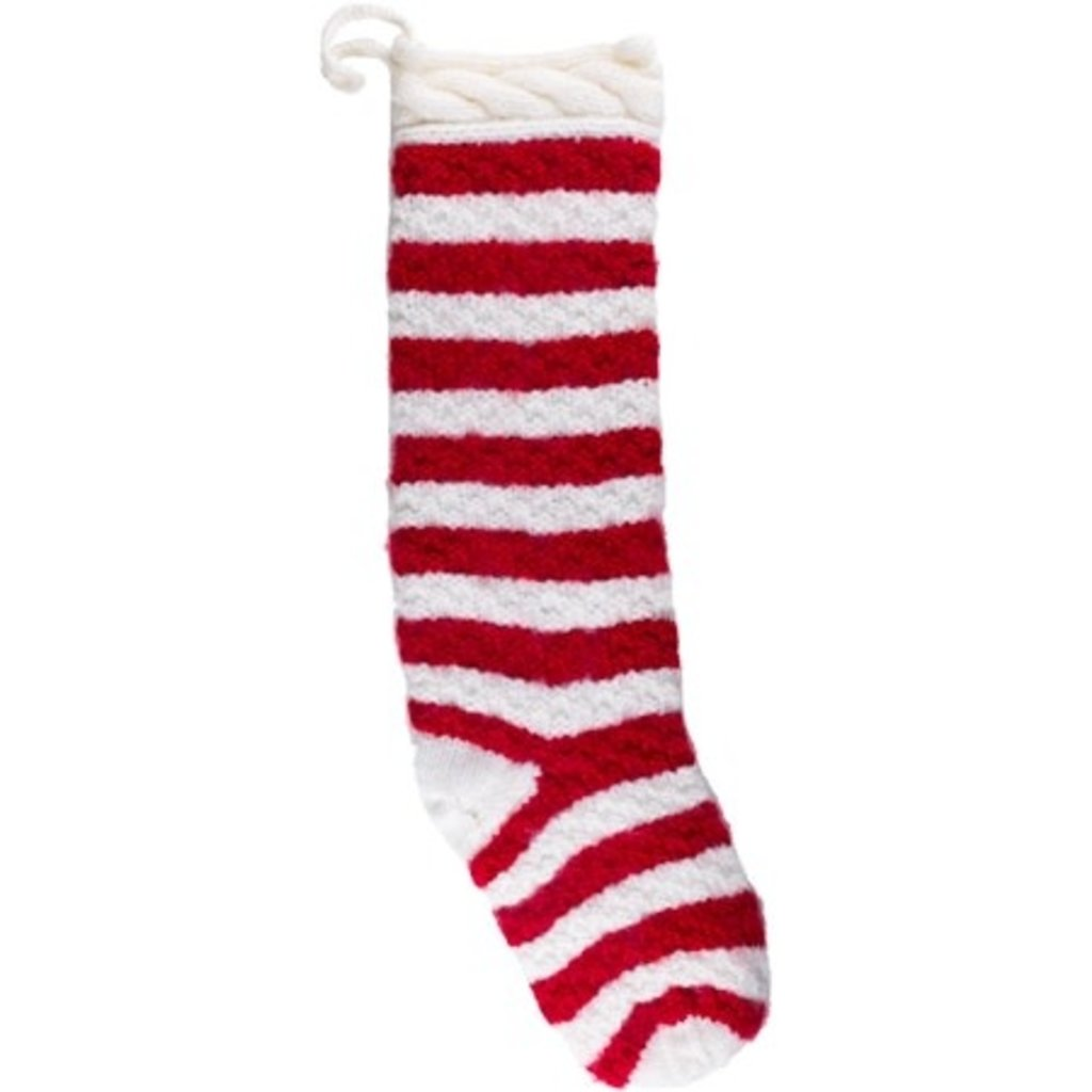 Andes Gifts Christmas Stocking: Candy Cane