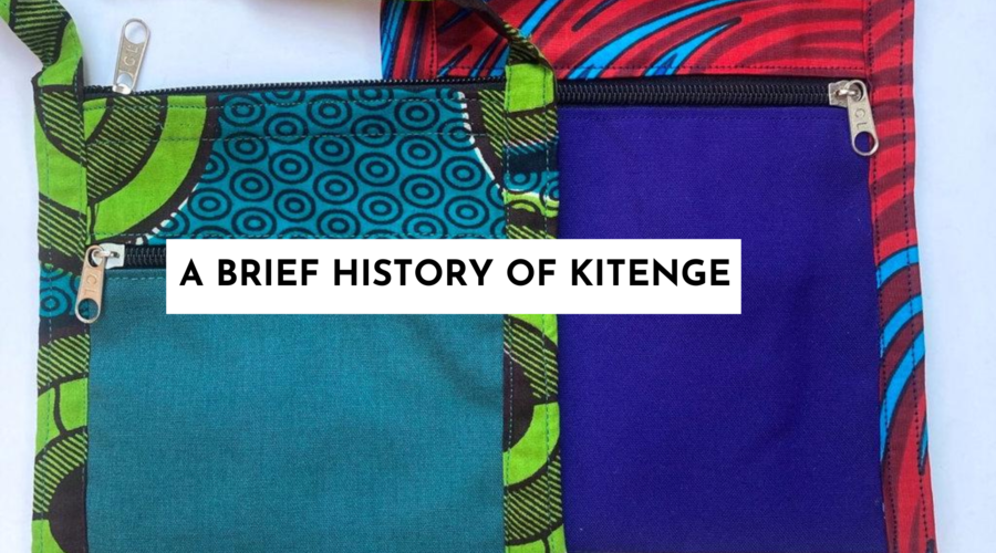 A Brief History of Kitenge