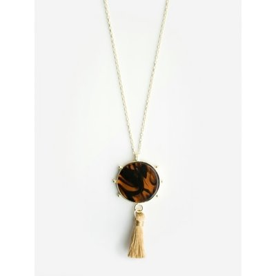 Mata Traders Gleam Tortoiseshell Necklace