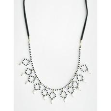 Mata Traders King Cobra Black Necklace