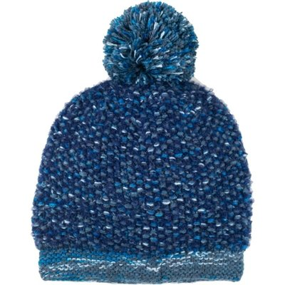 Andes Gifts Lima Blended Knit Hat: Blue