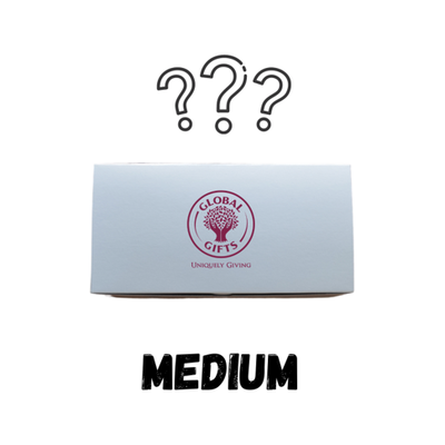 Global Gifts Crazy for Cats Medium Mystery Box