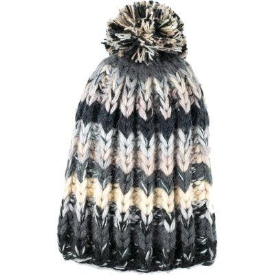 Andes Gifts Altiplano Knit Hat: Grey
