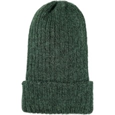 Andes Gifts Pez Blended Knit Hat: Green