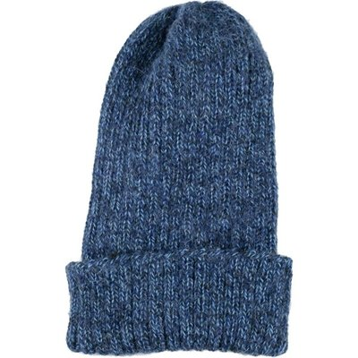 Andes Gifts Pez Blended Knit Hat: Navy