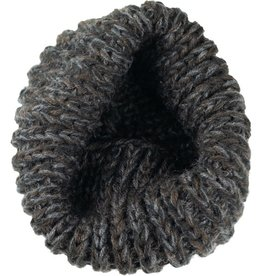 Andes Gifts Blended Knit Neck Warmer: Black