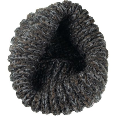 Andes Gifts Blended Knit Neck Warmer: Black