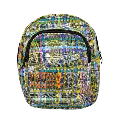 Unique Batik Corte Mini Tourista Backpack