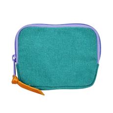 Unique Batik Tri-color Cotton Wallets