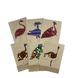 Creation Hive Kenyan Birds Card Set
