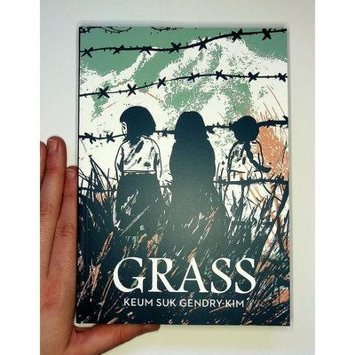 Microcosm Grass: a Graphic Novel