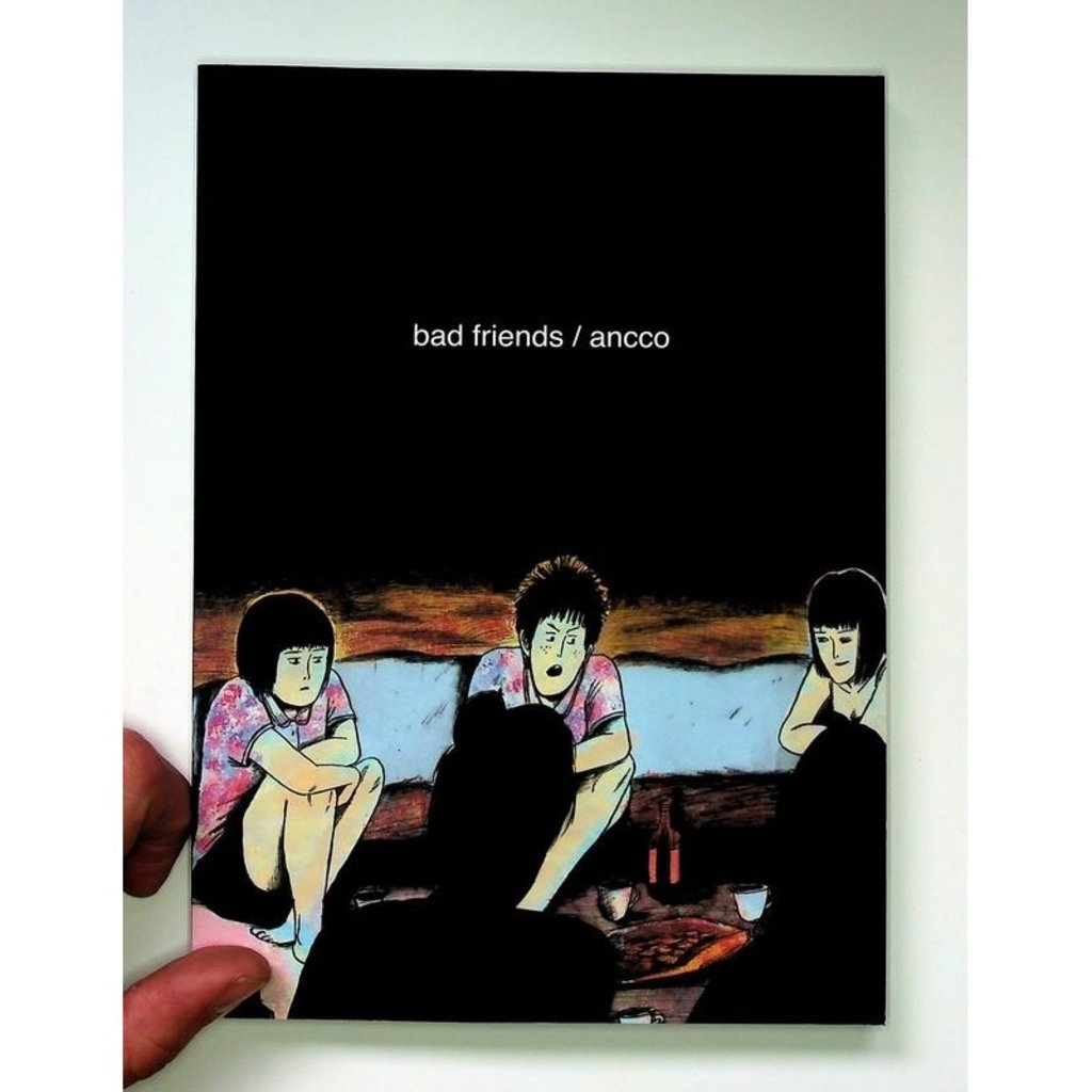 Microcosm Bad Friends: a Graphic Memoir