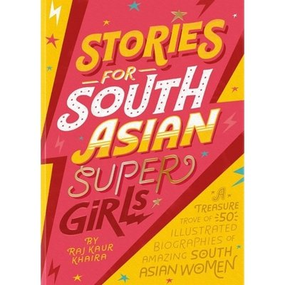 Microcosm Stories for South Asian Super Girls