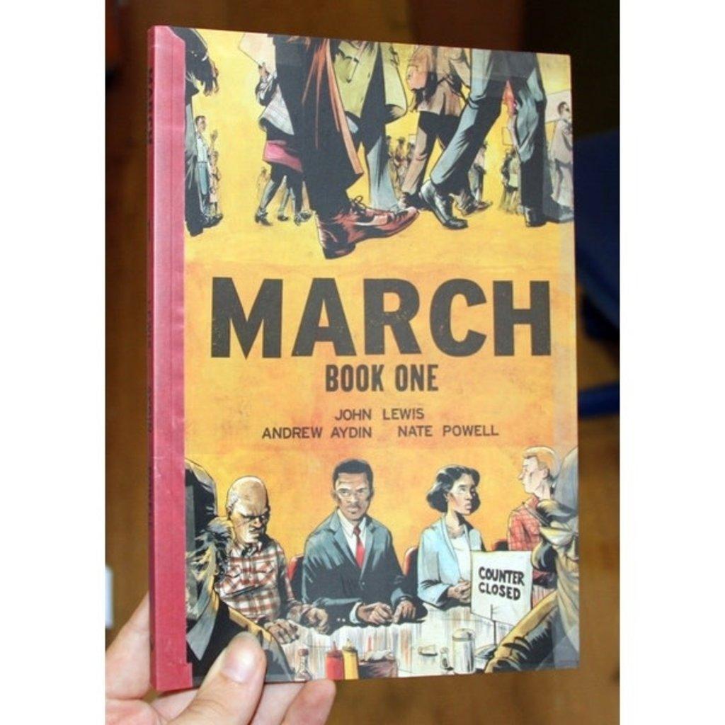 Microcosm March Book 1