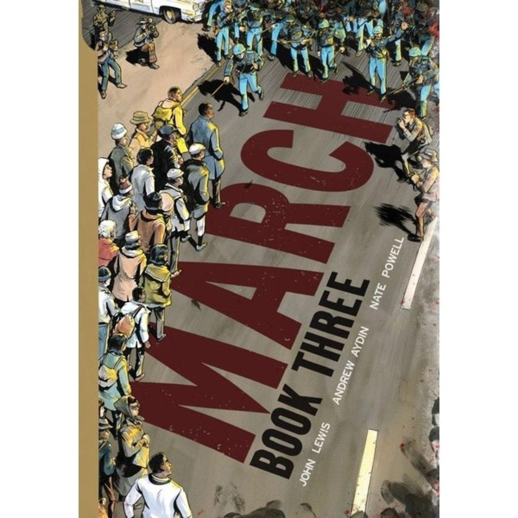 Microcosm March Book 3