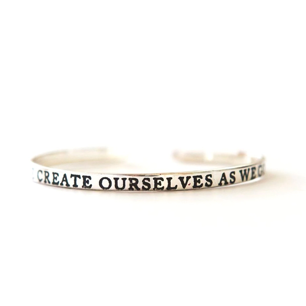 Fair Anita Create Yourself Cuff Silver