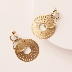 Matr Boomie Abhaya Cascade Earrings