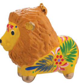Lucuma Ceramic Lion Ornament