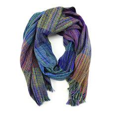 Minga Imports Cordoba Acrylic Shawl Multicolor Assorted