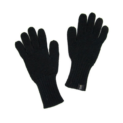Minga Imports Gelid Alpaca Blend Gloves Black