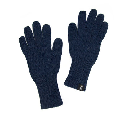 Minga Imports Gelid Alpaca Blend Gloves Dark Blue