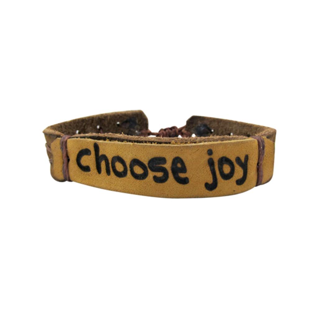Unique Batik Vibe Bracelet Choose Joy
