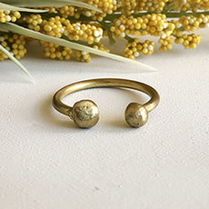 World Finds Persephone Gold Ring