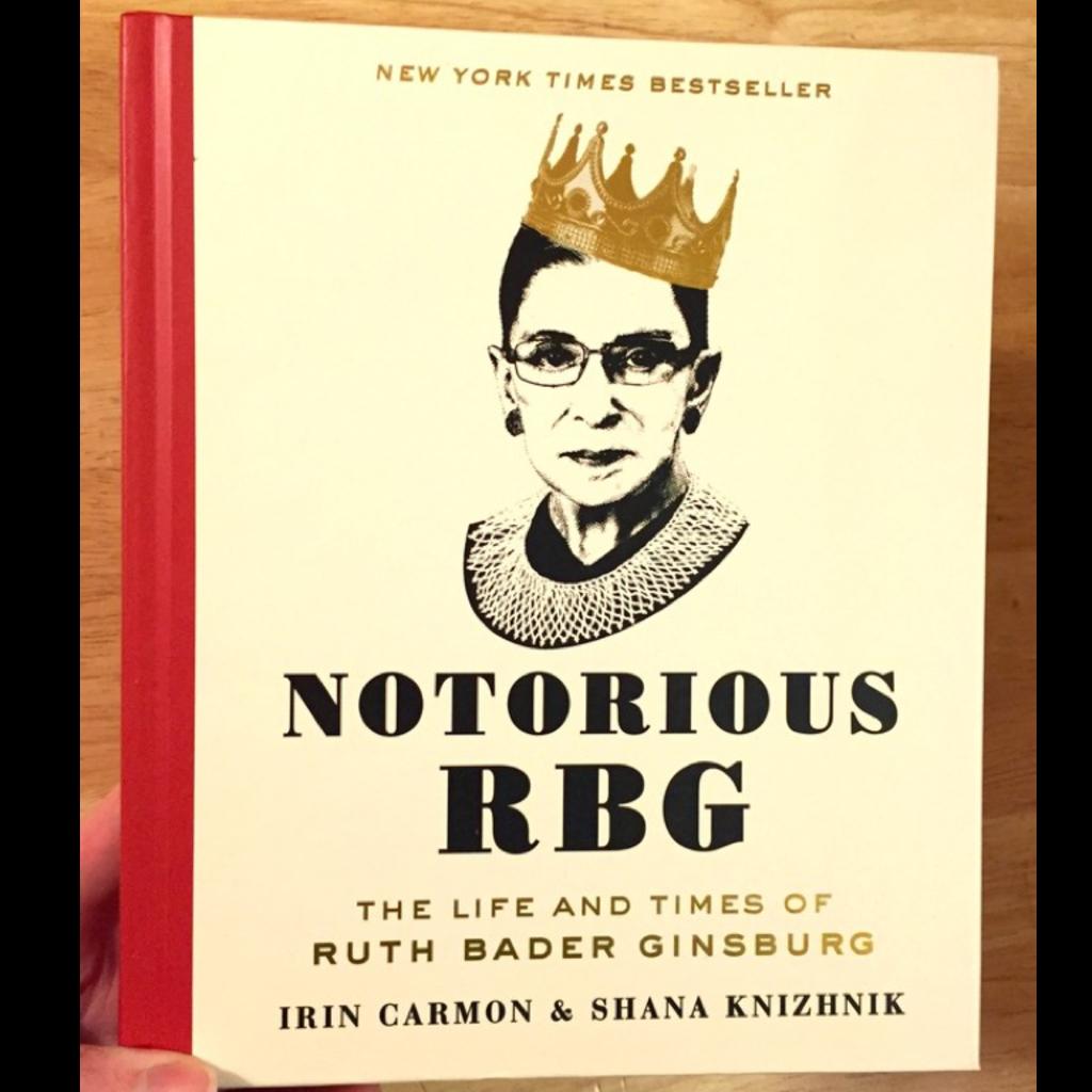 Microcosm Notorious RBG
