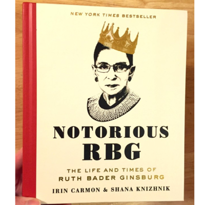 Microcosm Notorious RBG