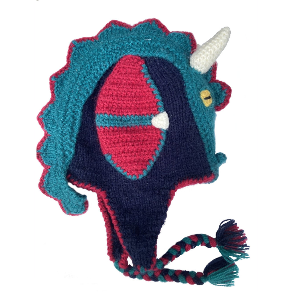 Andes Gifts Kids Adventure Hat: Dragon