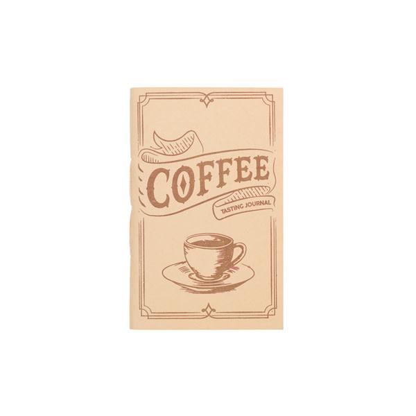 Coffee Tasting Pocket Journal