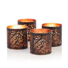 Serrv River Birch Candleholder