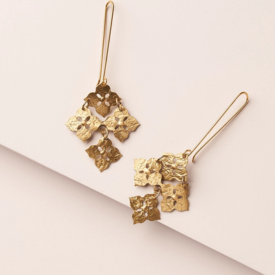 Matr Boomie Kalyani Drop Earrings