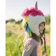 Andes Gifts Kids Animal Hat: Panda