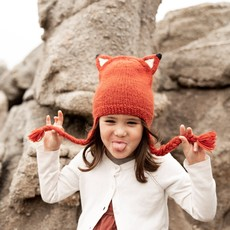 Andes Gifts Kids Animal Hat: Fox
