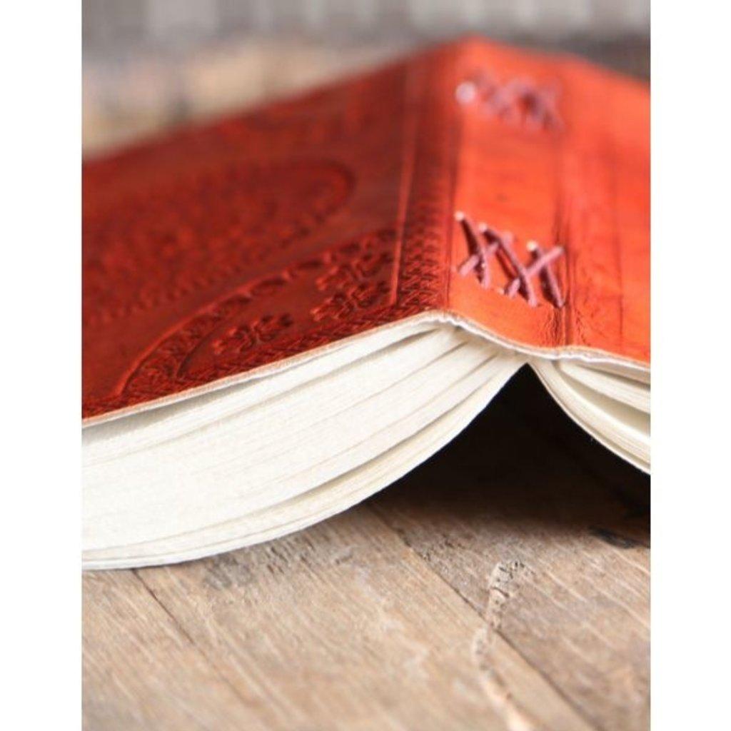 Ten Thousand Villages Leather Elephant Journal