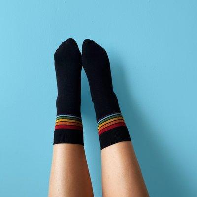 Conscious Step Socks that Save LGBTQ Lives: Black