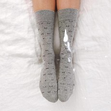 Conscious Step Socks that Prevent Breast Cancer: Breasts
