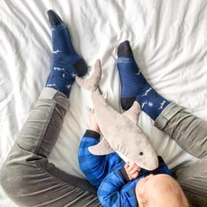 Conscious Step Socks that Protect Sharks