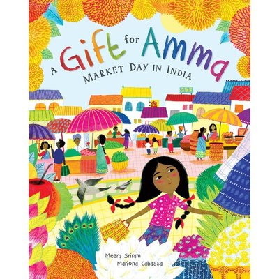 Barefoot Books Gift for Amma: Market Day in India