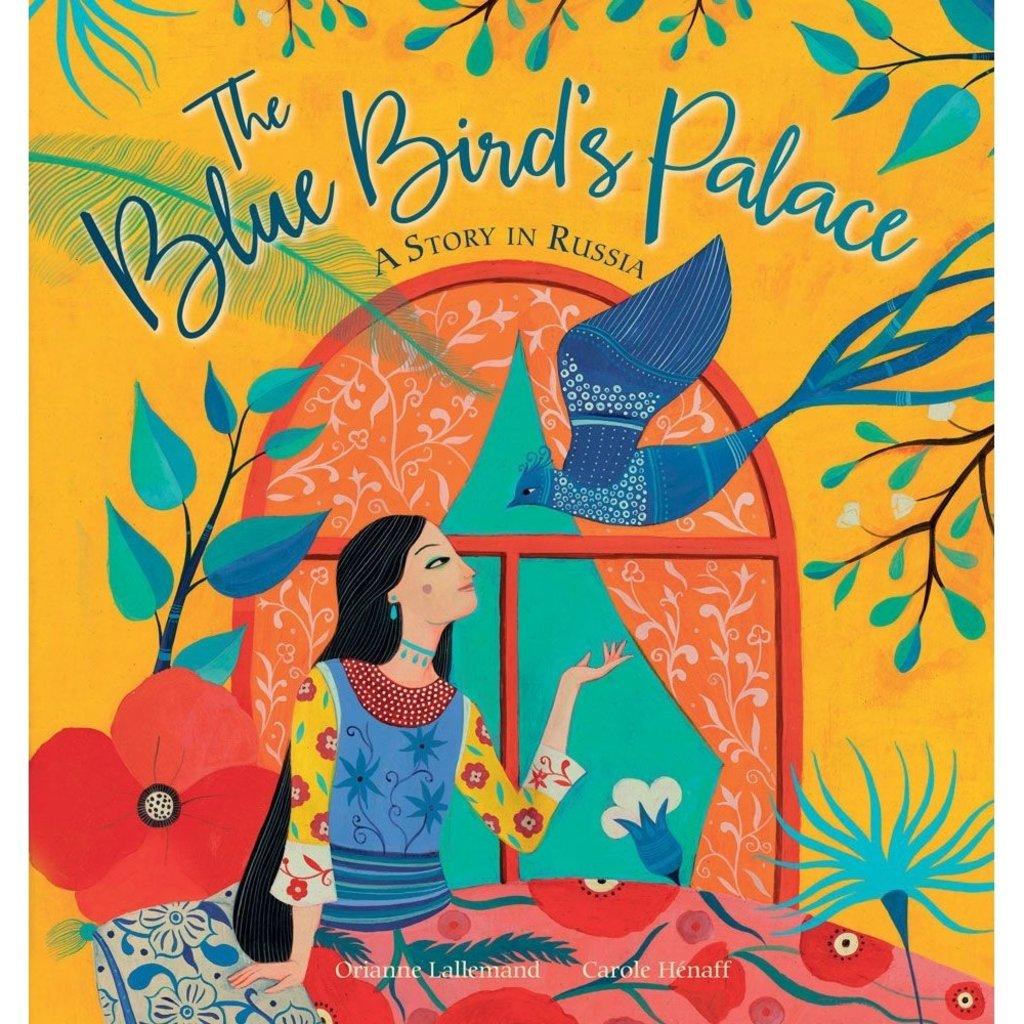 Barefoot Books The Blue Bird's Palace