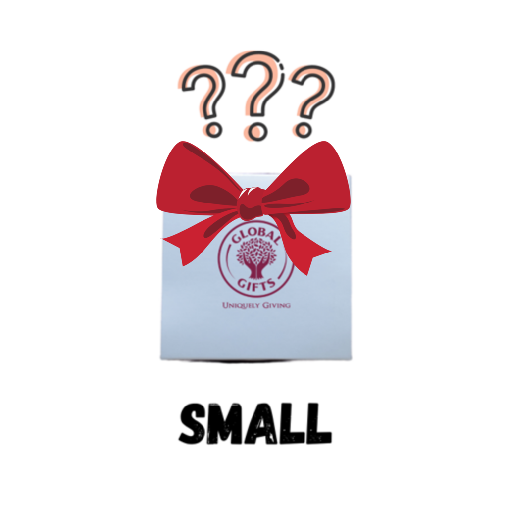 Global Gifts Holiday Ornaments Mystery Box: Small