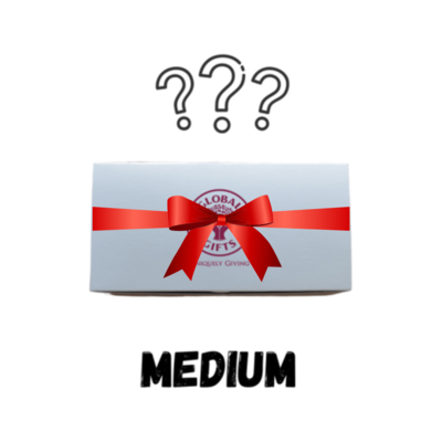 Global Gifts Holiday Ornaments Mystery Box: Medium