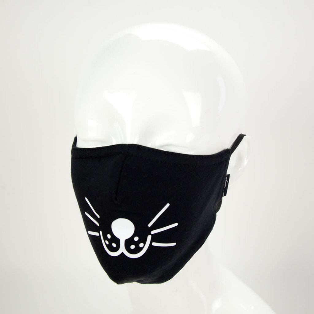 Minga Imports Cat Face Mask