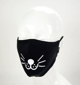 Minga Imports Expression Face Mask: Cat