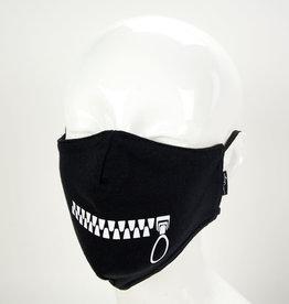 Minga Imports Expression Face Mask: Zipper