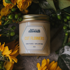 Eleventh Candle Co Cut Flowers 8oz
