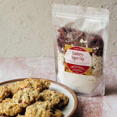 Soup of Success Cranberry Yogurt Cookie Mix